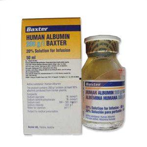 albumin 1 1